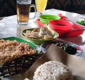 A Local Culinary From East Priangan … ...